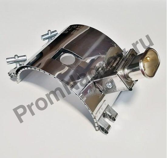 Хомутовый нагреватель миканитовый 600 Вт/230 В, диаметр 135 мм, ширина 110 мм