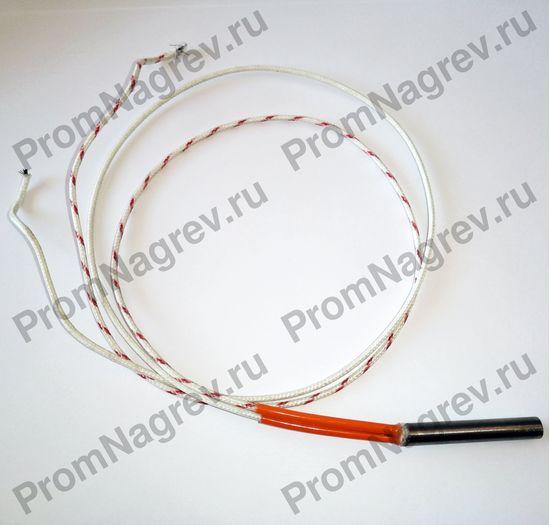 ТЭНП 6,35 x 40 мм, 140 Вт/42 В, провод 500 мм, выставочный образец