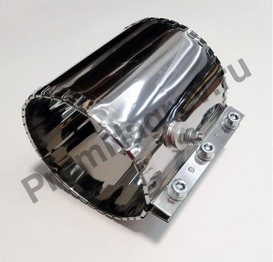 Хомутовый  нагревательный элемент диаметр 95 мм, ширина 110 мм