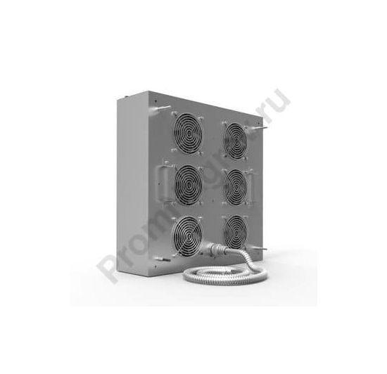 Промышленный кварцевый инфракрасный обогреватель Vulcan 9000 Вт, встроенная система вентиляции