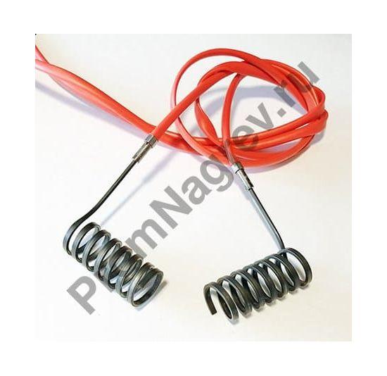 Спиральный нагреватель сечение 2,2x4,2 мм; 470Вт/230В; с навитием 26 x 70 мм