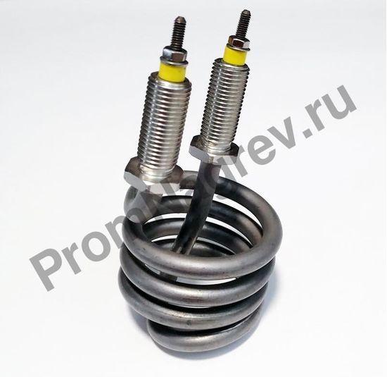 Трубчатый ТЭН J 80-140-9/2,8 J 230, штуцера М 14*1,5 мм,