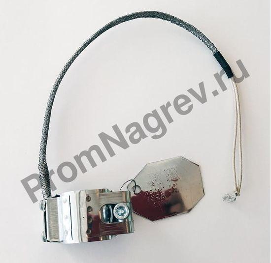 Нагреватель кольцевой миканитовый 32 x 30 мм, 125 Вт/ 230 В, термостойкий провод в метоплетке