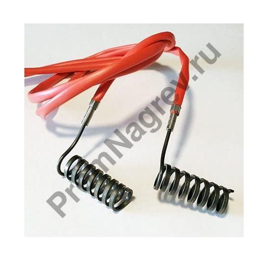 Спиральный нагревательный элемент сечение 2,2x4,2 мм; 400Вт/230 В; 20x70 мм