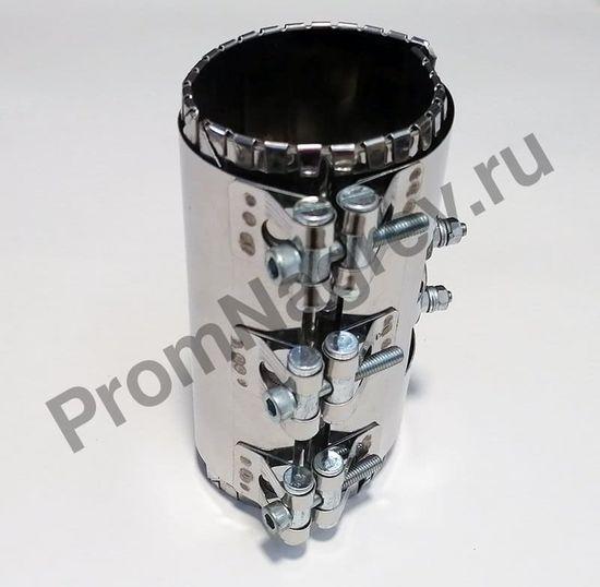 Хомутовый нагреватель миканитовый 1050 Вт/230 В, диаметр 75 мм, ширина 50 мм