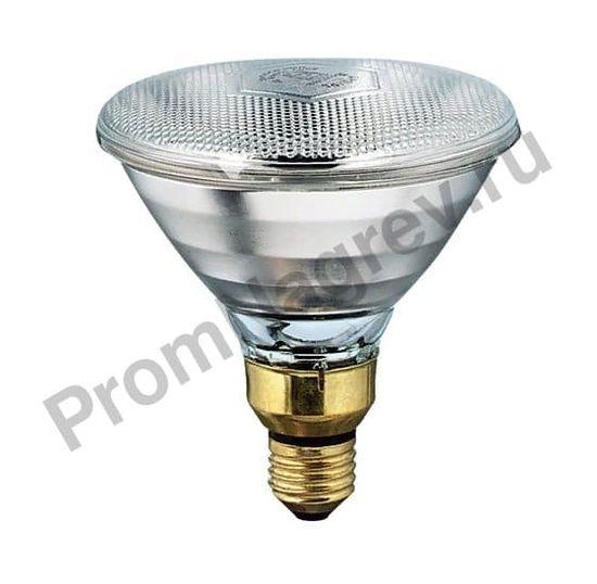 Инфракрасная лампа Philips для нагрева PAR38 IR 175W E27 230V CL 1CT/12