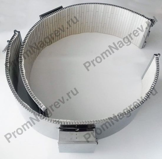 Керамический нагреватель из 2-х полуколец