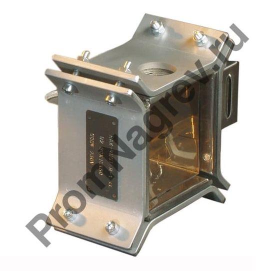 Миканитовый рамочный нагреватель из 4-х нагревательных элементов, 90 x 70 x 80 мм, 900 Вт/ 230 В, с отверстием под ТП
