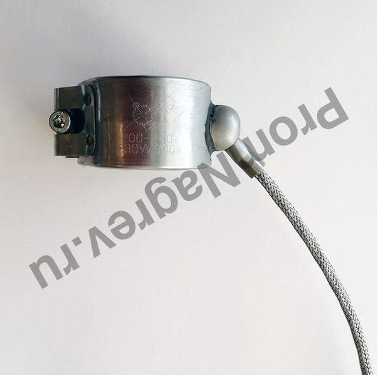 Сопловый нагреватель с корпусом из нержавеющей стали 50 x 36 мм, 600 Вт/ 230 В