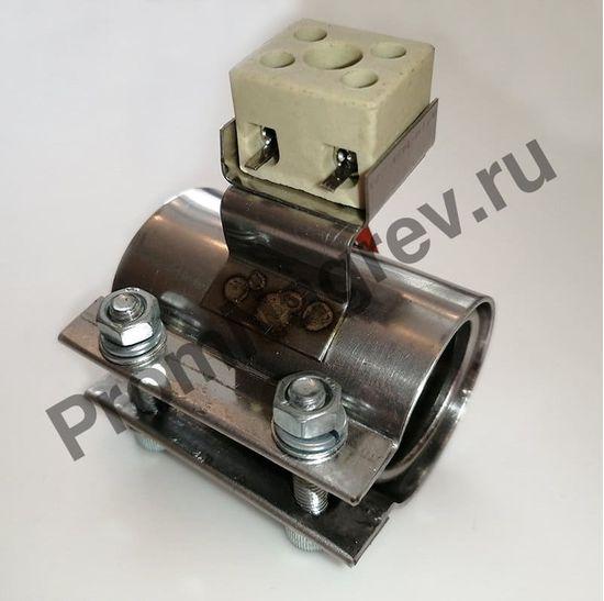 Хомутовый миканитовый нагревательный элемент диаметр 25 мм