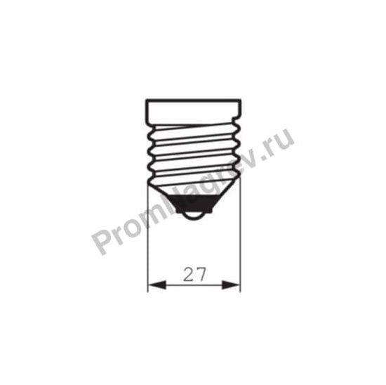 Подключение греющей лампы  цоколь E27