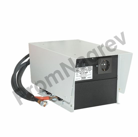 ИС1-24-4000 Р инвертор, преобразователь напряжения DC/AC, 24В/220В, 4000Вт