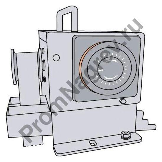 Скиммер, глубина погружения – 420 мм, схема строения наглядно.