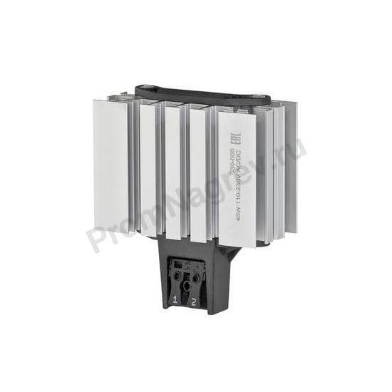 Конвекционный обогреватель шкафов автоматики SL-SNB мощность от 25 Вт до 50 Вт, размер 85х40х100 мм, клемма