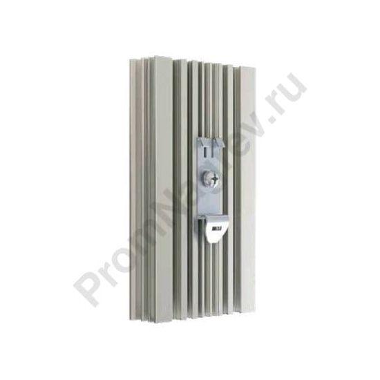 Конвекционный тонкий нагреватель для шкафов автоматики серии SL-SNT-120-510 мощность 120 Вт, размер 65x23x175 мм