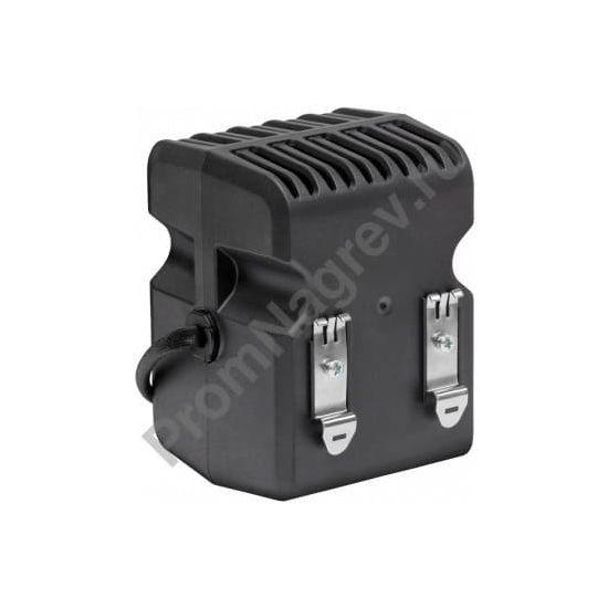 Нагреватель для шкафов автоматики SL-SNV cо встроенным вентилятором, мощность от 450 Вт до 800 Вт, размер 126x99x93 мм