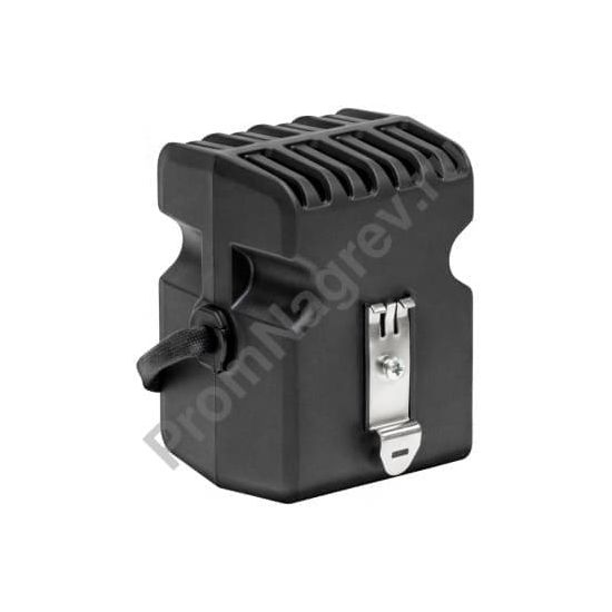 Обогреватель для шкафов автоматики SL-SNV cо встроенным вентилятором, мощность от 200 Вт до 400 Вт, размер 75x99x70 мм