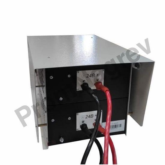 Преобразователь напряжения DC/AC, 24В/220В, 4000Вт