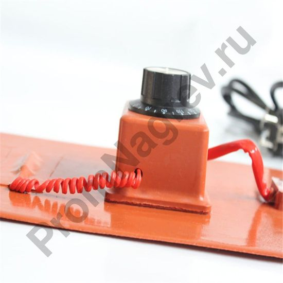 Поясной нагреватель HONG для бочки 20 литров, мощность 350 Вт, регулятор температуры
