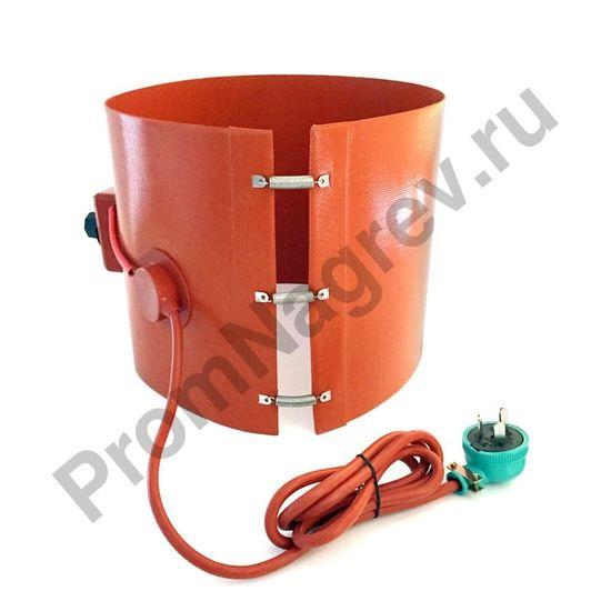 Поясной нагреватель HONG для бочки 25 литров, мощность 800 Вт, 860*200 мм