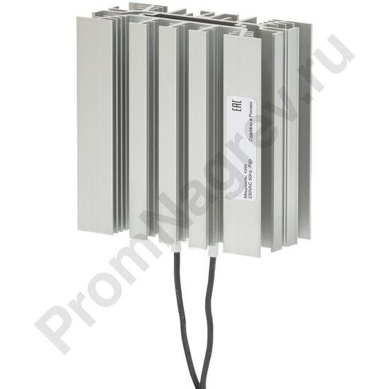 Конвекционный нагреватель для шкафов автоматики SNK-050-10 мощность 45 Вт, размер 80x35x80 мм