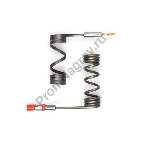 Электронагреватель спиральный горячеканальный
