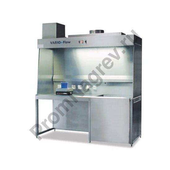 Рабочий стол Vario-Flow Premium из нержавеющей стали с рабочей поверхностью 1720 мм