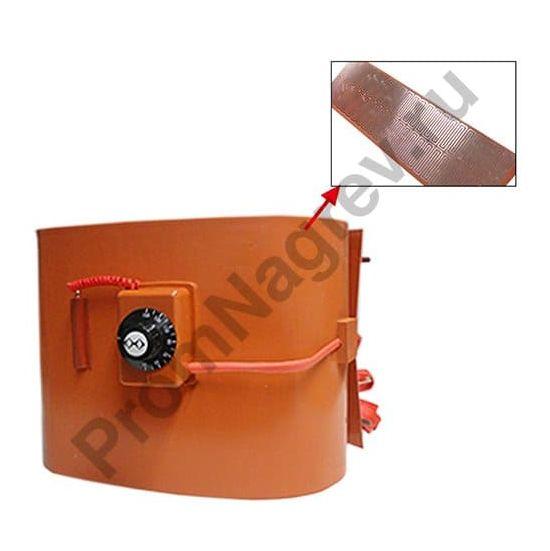 Поясной нагреватель для бочки 200 литров, мощность 2000 Вт, серия Econom