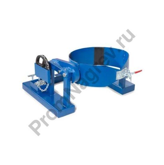 Поворотное устройство SVK из окрашенной стали для бочек 200 литров, грузоподъемность 300 кг