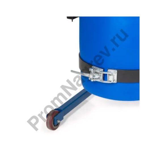Устройство Servo для подъёма, перемещения и поворачивания бочек 200-220 литров