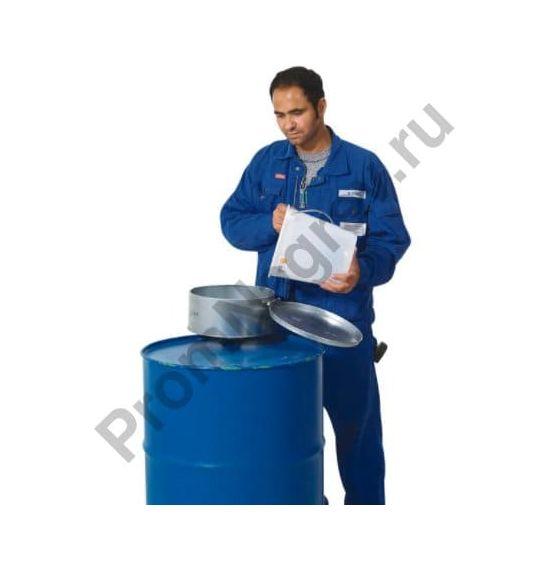 Заливная воронка из оцинкованной стали, объём до 8 литров