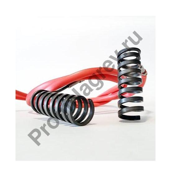 Спиральный нагревательный элемент сечение 2,2x4,2 мм; 400Вт/230 В; 20x70 мм; термопара