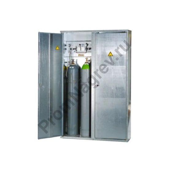 Шкаф DGF 4 для 4 газовых баллонов по 50 литров