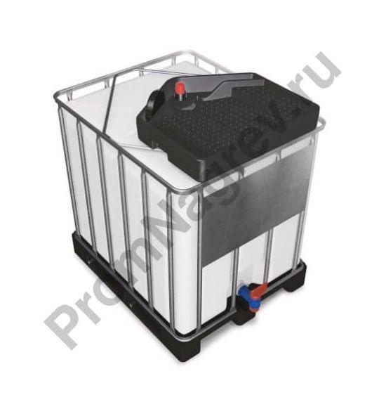 Заливная воронка для контейнера IBC электропроводящая