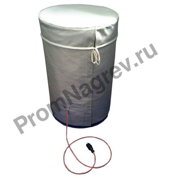 Греющий чехол для бочек 200 литров, 1500 Вт/230 В, 1970 x 890 x 8 мм, с терморегулятором