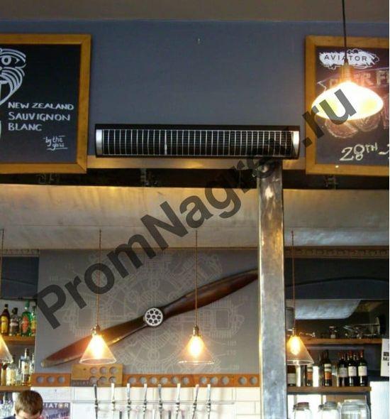 Керамический инфракрасный обогреватель ASPECT XL3 для кафе и магазинов