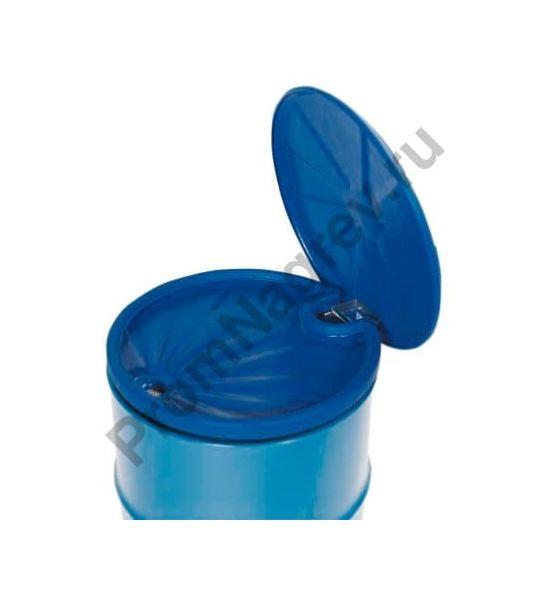 Бочковая воронка из полиэтилена, круглая, объем 5 литров