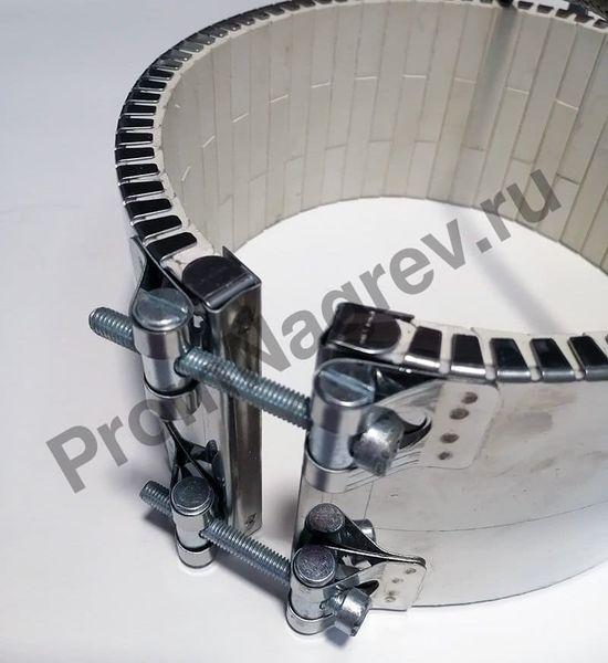 Керамический нагреватель посадочный диаметр 180 мм, ширина 90 мм