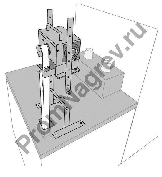 Скиммер для глубоких погружений (575 мм), схема строения и принципа работы.