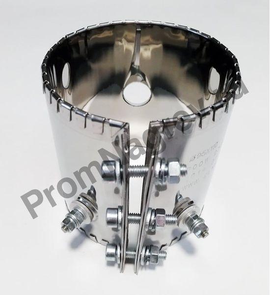 Хомутовый миканитовый нагревательный элемент диаметр 95 мм, ширина 110 мм