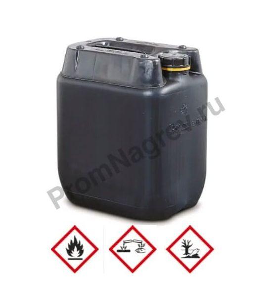 Канистра из полиэтилена, токоотводящая, объём 30 литров, чёрная