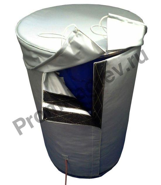Греющий чехол для бочек 200 литров, 1500 Вт/230 В, 1970 x 890 x 8 мм