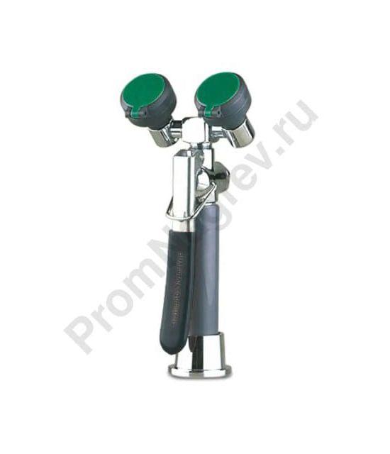 Аварийный душ для глаз G 5022 для настольного монтажа