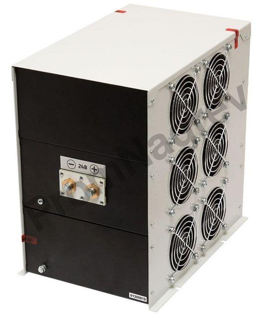 Инвертор, преобразователь напряжения DC/AC, 24В/220В, 6000Вт