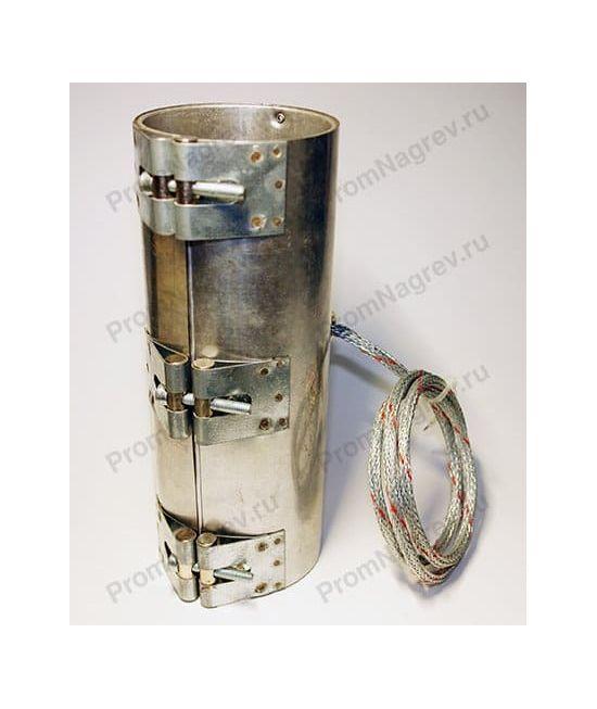 Миканитовый цилиндрический нагреватель диаметр 85 мм, ширина 240 мм