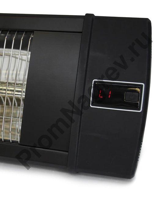 Настенный ик карбоновый обогреватель FR-2000,  состояние индикатора - обогреватель работает в режиме №1