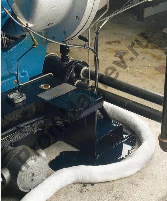 Валик-сорбент для сбора и локализации утечек (масла/нефть), 1,8 метра в длину, 12 штук.