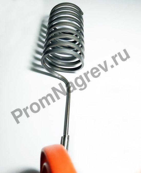 Витковый нагревательный элемент Hotcoil 2,2*4,2 мм; 230 В/950 Вт; термопара J; навит на диаметр 44 мм, длину 85 мм