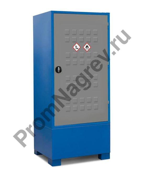 Внутренняя высота оптимизирована для бочек с установленными разливочными насосами или регуляторами.