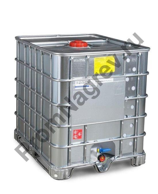 Контейнер IBC для опасных грузов со стальной оболочкой